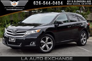 2014 Toyota Venza XLE Carfax 1-Owner - No AccidentsDamage Reported 6 Cylinders Air Conditioning