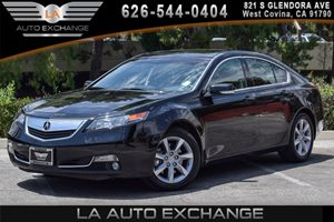 2014 Acura TL Tech Carfax 1-Owner 6 Cylinders Air Conditioning  AC Audio  AmFm Stereo Audi