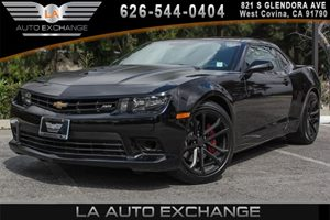 2015 Chevrolet Camaro SS Carfax 1-Owner - No AccidentsDamage Reported 8 Cylinders Convenience