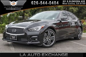 2014 INFINITI Q50 Sport Carfax 1-Owner - No AccidentsDamage Reported 6 Cylinders Analog Display