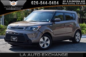2016 Kia Soul Base Carfax 1-Owner - No AccidentsDamage Reported 4 Cylinders Air Conditioning