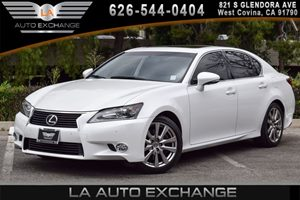 2014 Lexus GS 350  Carfax 1-Owner - No AccidentsDamage Reported 6 Cylinders Air Conditioning
