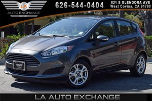 2015 Ford Fiesta SE Carfax 1-Owner 4 Cylinders Air Conditioning  AC Audio  AmFm Stereo Aud