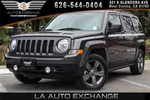 2014 Jeep Patriot High Altitude Carfax 1-Owner - No AccidentsDamage Reported 4 Cylinders Clearc