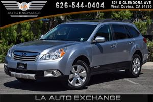 2012 Subaru Outback 36R Limited Carfax 1-Owner 6 Cylinders Air Conditioning  AC Audio  Cd P