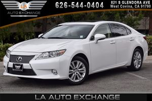 2015 Lexus ES 350  Carfax 1-Owner 6 Cylinders Air Conditioning  AC Audio  Cd Player Clearco
