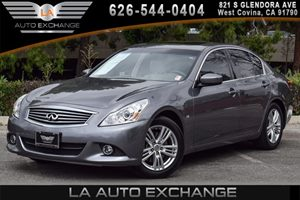 2015 INFINITI Q40  Carfax 1-Owner 6 Cylinders Air Conditioning  AC Audio  AmFm Stereo Audi