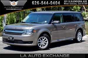2014 Ford Flex SE Carfax 1-Owner - No AccidentsDamage Reported 6 Cylinders Air Conditioning  A