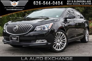 2014 Buick LaCrosse Premium II Carfax 1-Owner - No AccidentsDamage Reported 6 Cylinders Air Con