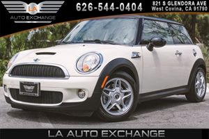 2009 MINI Cooper Hardtop S Carfax Report 4 Cylinders Chrome Fuel Filler Cap Cover Convenience