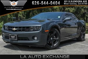 2013 Chevrolet Camaro LT Carfax 1-Owner - No AccidentsDamage Reported 6 Cylinders Convenience