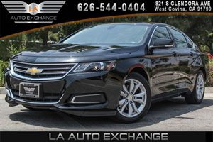 2017 Chevrolet Impala LT Carfax 1-Owner 6 Cylinders Air Conditioning  Multi-Zone AC Convenien