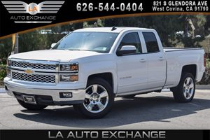 2015 Chevrolet Silverado 1500 LT Carfax 1-Owner - No AccidentsDamage Reported 8 Cylinders Air C