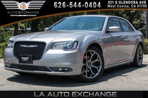 2016 Chrysler 300 300S Carfax 1-Owner - No AccidentsDamage Reported 6 Cylinders 84 Touchscre