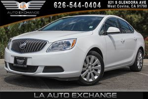 2015 Buick Verano  Carfax 1-Owner 4 Cylinders Air Conditioning  Multi-Zone AC Convenience  B