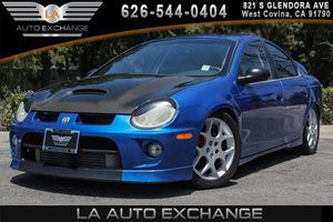 2004 Dodge Neon SRT4 Carfax Report - No AccidentsDamage Reported 4 Cylinders Air Conditioning
