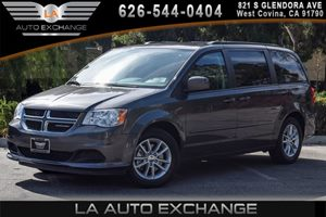 2016 Dodge Grand Caravan SXT Carfax 1-Owner - No AccidentsDamage Reported 6 Cylinders Air Condi