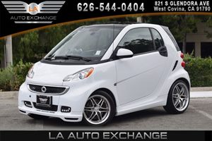 2014 smart fortwo Pure Carfax 1-Owner - No AccidentsDamage Reported 3 Cylinders Air Conditionin