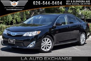 2014 Toyota Camry Hybrid XLE Carfax 1-Owner - No AccidentsDamage Reported 4 Cylinders Air Condi