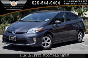 2014 Toyota Prius Two Carfax 1-Owner 4 Cylinders Air Conditioning  AC Audio  AmFm Stereo A