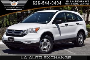2011 Honda CR-V LX Carfax Report - No AccidentsDamage Reported 4 Cylinders Air Conditioning  A