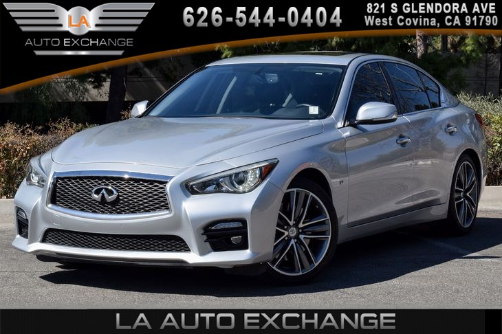 Sold INFINITI Q Premium In West Covina - Infiniti q50 invoice price