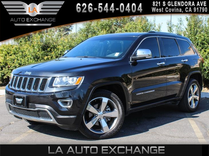 Used Jeep Grand Cherokee Limited In West Covina - Grand cherokee invoice price