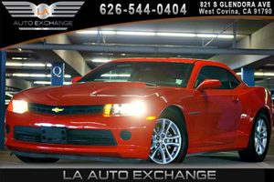 2015 Chevrolet Camaro LS Carfax 1-Owner - No AccidentsDamage Reported 6 Cylinders Air Condition