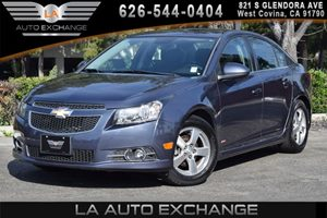 2014 Chevrolet Cruze 1LT Carfax 1-Owner 4 Cylinders Air Conditioning  AC Audio  AmFm Stereo