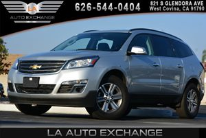 2016 Chevrolet Traverse LT Carfax 1-Owner 6 Cylinders Air Conditioning  AC Audio  AmFm Ster