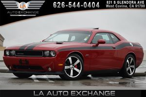 2012 Dodge Challenger SRT8 392 Carfax Report 12V Pwr Outlet 180-Mph Speedometer 8 Cylinders Ac