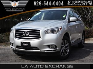 2013 Infiniti JX35  Carfax 1-Owner - No AccidentsDamage Reported 2Nd Row 6040-Split Folding Ben