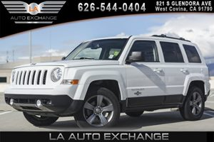 2014 Jeep Patriot Latitude Carfax 1-Owner 1 12V Dc Power Outlet 4 Cylinders Aero-Composite Halo