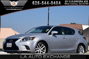 2014 Lexus CT 200h Hybrid Carfax 1-Owner - No AccidentsDamage Reported 1 12V Dc Power Outlet 2