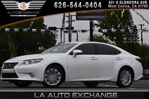 2013 Lexus ES 350 4dr Sdn Carfax 1-Owner 6 Cylinders Displacement  35L Engine Engine Type  V