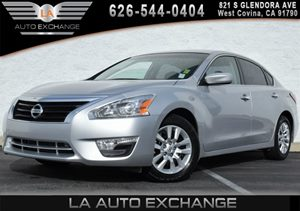 2015 Nissan Altima 25 S Carfax Report - No AccidentsDamage Reported 2 12V Dc Power Outlets 2 S