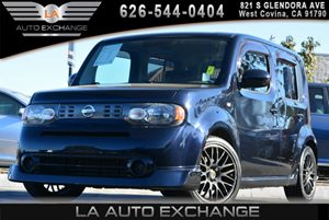 2010 Nissan cube 18 S Carfax 1-Owner  Sapphire Black Pearl 10699 Per Month -ON APPROVED CRE