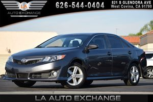 2014 Toyota Camry SE Carfax 1-Owner - No AccidentsDamage Reported 2 12V Dc Power Outlets 2 Seat
