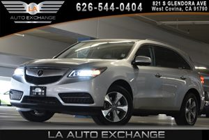2014 Acura MDX  Carfax 1-Owner  Silver Moon 3563 Per Month -ON APPROVED CREDIT  See our ent