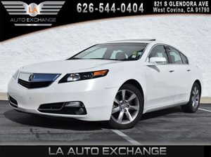 2013 Acura TL  Carfax 1-Owner 2 12-Volt Pwr Outlets 17 X 8 7-Spoke Alloy Wheels 6 Cylinde