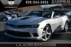 2015 Chevrolet Camaro SS Carfax 1-Owner - No AccidentsDamage Reported 8 Cylinders Air Condition