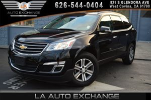 2016 Chevrolet Traverse LT Carfax 1-Owner 6 Cylinders Air Conditioning  AC Air Conditioning