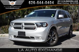2013 Dodge Durango RT Carfax Report - No AccidentsDamage Reported 8 Cylinders Air Conditioning