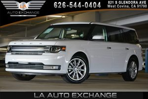2016 Ford Flex Limited Carfax 1-Owner - No AccidentsDamage Reported 6 Cylinders 7 Person Seatin