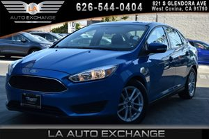 2015 Ford Focus SE Carfax 1-Owner - No AccidentsDamage Reported 2 Seatback Storage Pockets 4 Cy