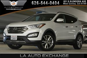2014 Hyundai Santa Fe Sport  Carfax 1-Owner - No AccidentsDamage Reported  Frost White Pearl