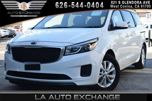 2015 Kia Sedona LX Carfax Report - No AccidentsDamage Reported 2 Seatback Storage Pockets 3 12V