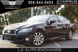 2014 Lexus GS 350  Carfax 1-Owner - No AccidentsDamage Reported 2 12V Dc Power Outlets 2 Seatba