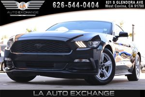 2015 Ford Mustang V6 Carfax 1-Owner  22894 Per Month -ON APPROVED CREDIT-- See our entire