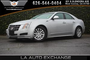 2010 Cadillac CTS Sedan Luxury Carfax 1-Owner - No AccidentsDamage Reported 6 Cylinders Air Con